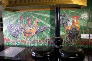 Aga Cockerels - The Old Rectory, Bredon, Tewksbury