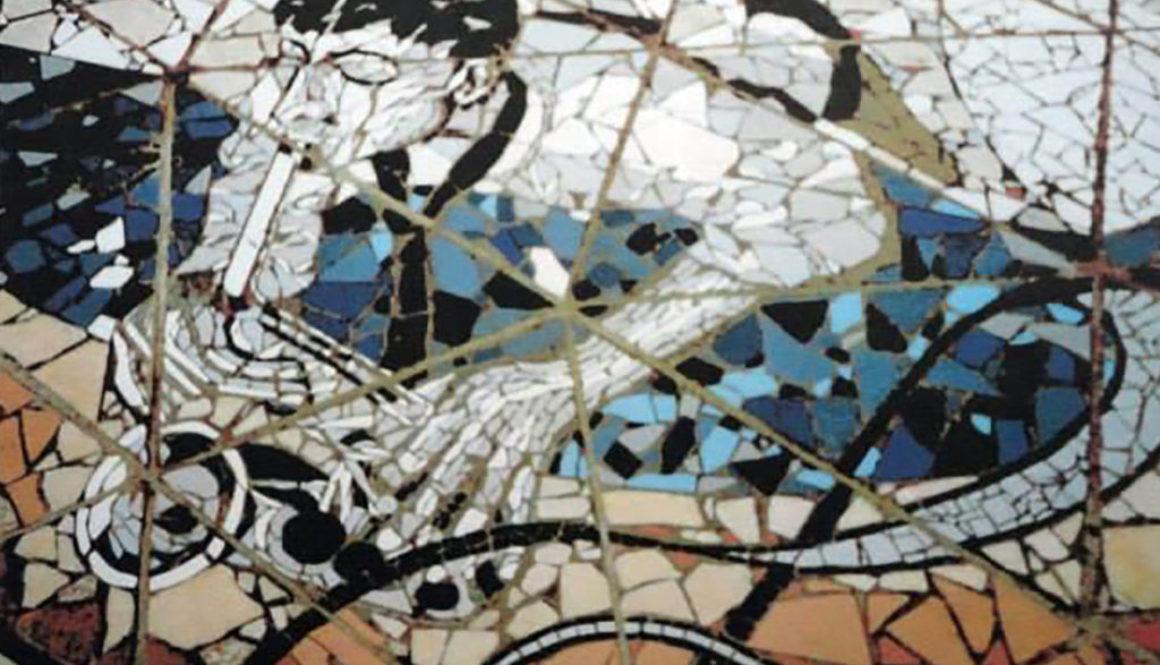 Arcadian Mosaic Detail